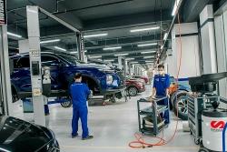 Tăng bảo hành xe du lịch Hyundai lên 5 năm