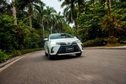 Phân khúc sedan hạng B: Toyota Vios