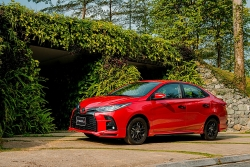 Toyota Vios đại hạ giá xuống gần 400 triệu đồng, rẻ hơn Accent
