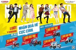 Yamaha Exciter, FreeGo…đại hạ giá trước hè 2021