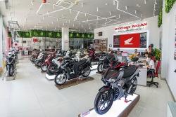 Bảng giá xe máy Honda ngày 20/4/2021