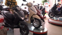 Bảng giá xe máy Honda ngày 18/6/2021