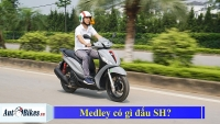 video piaggio medley gia 94 trieu co gi dau honda sh