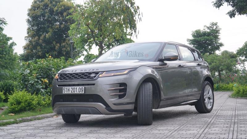 video danh gia range rover evoque 2020 gia hon 4 ty
