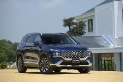 Chùm ảnh chi tiết Hyundai Santa Fe 2021