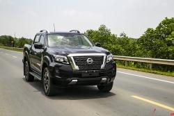 Chùm ảnh chi tiết Nissan Navara 2021