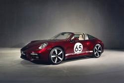 Porsche 911 Targa 4S Heritage Design giá hơn 11 tỷ đồng tại Việt Nam