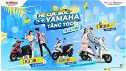 Yamaha Grande, FreeGo giảm giá tới 7 triệu đồng