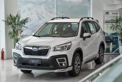 Subaru Forester giảm 100% phí trước bạ xuống dưới 900 triệu đồng