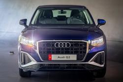 Audi Q2 2021 ra mắt tại Việt Nam