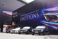 mercedes benz fascination 2019 man nhan voi dan xe sang bac ty