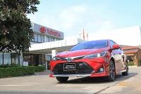Khách Việt hưởng loạt ưu đãi khi mua xe Toyota trong tháng 10