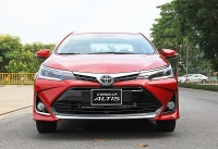 Toyota Corolla Altis mới sắp ra mắt Việt Nam?