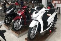Bảng giá xe máy Honda ngày 14/12/2020