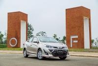 Toyota Vios 'lập đỉnh',  doanh số tăng 148% so với cùng kì năm ngoái