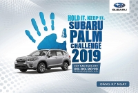 subaru palm challenge 2019 sap dien ra tai ha noi