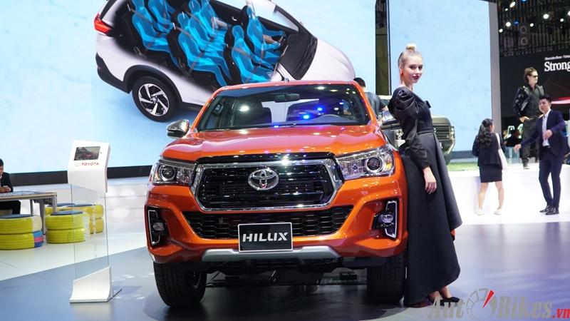 kham pha dan xe toyota tai trien lam vms 2019