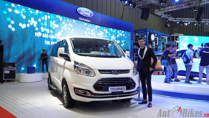 video can canh dan xe ford tai vms 2019