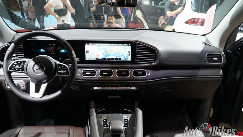 mercedes benz mang 19 xe sang to i vms 2019