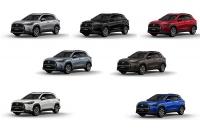 Chi tiết 3 phiên bản, 7 màu của Toyota Corolla Cross 2021