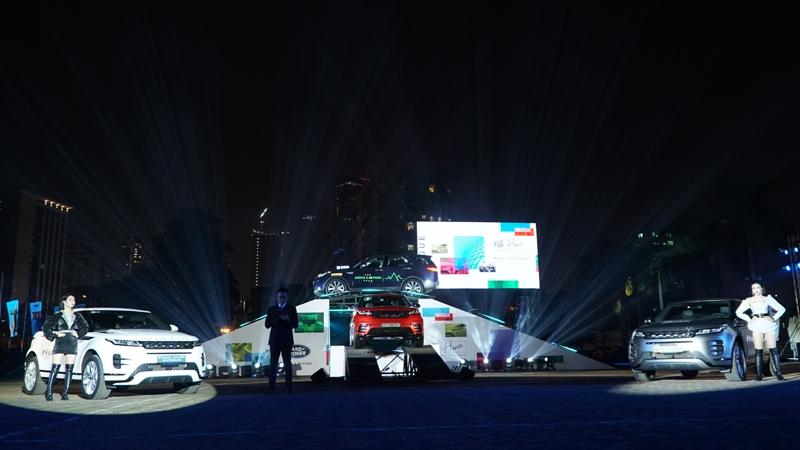 Chi tiết Range Rover Evoque 2020 giá 3,5 tỷ đồng tại Việt Nam