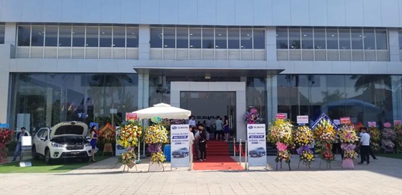 Subaru Việt Nam mở thêm đại lý chuẩn 3S tại Vinh