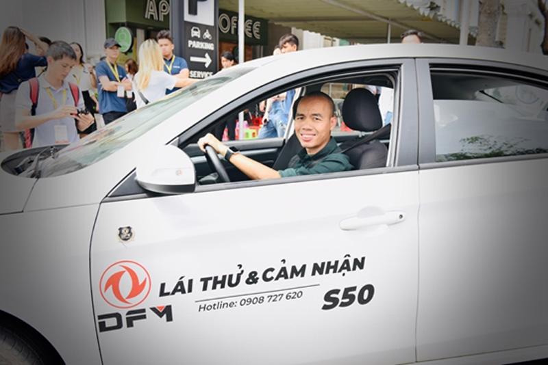 Ấn tượng với dàn xe DongFeng tại Việt Nam