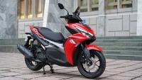 Chùm ảnh chi tiết Yamaha NVX 155 2021, giá 53 triệu