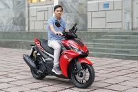 Video: Đánh giá nhanh Yamaha NVX 155 VVA 2021