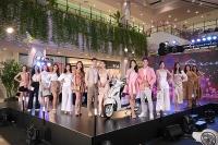 Yamaha Grande Fashion Show thỏa lòng những