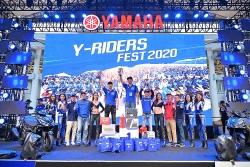 Yamaha tổ chức thành công Y-Riders Fest 2020 tại Hà Nội