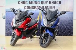 Honda Forza 350 về Việt Nam, giá gần 300 triệu đồng