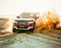 kinh nghiem off road voi ford everest