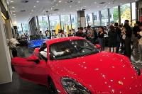 Porsche đem xe sang cho khách Việt trải nghiệm tại TP.HCM