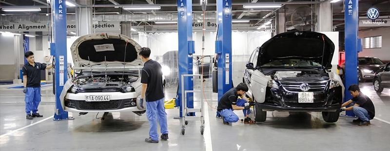 Volkswagen ưu đãi lớn dịp cuối năm