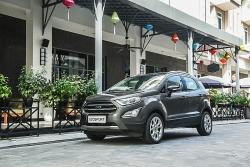 Ford EcoSport - Chuyên gia đường phố dành cho giới trẻ