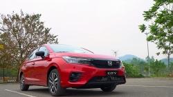 Người dùng đánh giá Honda City 2021