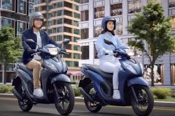 Tháng 4, người Việt sắm gần 50.000 xe Honda Vision