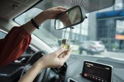Mẹo khử mùi ô tô hiệu quả
