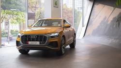 Lô Audi Q8 đầu tiên về Việt Nam được giao tới tay khách hàng