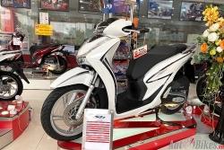 Bảng giá xe máy Honda ngày 19/2/2021