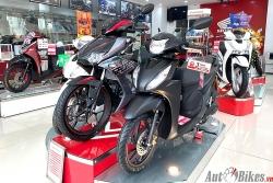 Bảng giá xe máy Honda ngày 20/1/2021