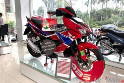 Bảng giá xe máy Honda ngày 5/1/2021