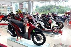 Bảng giá xe máy Honda ngày 8/1/2021
