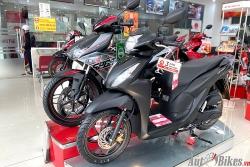 Bảng giá xe máy Honda ngày 17/3/2021
