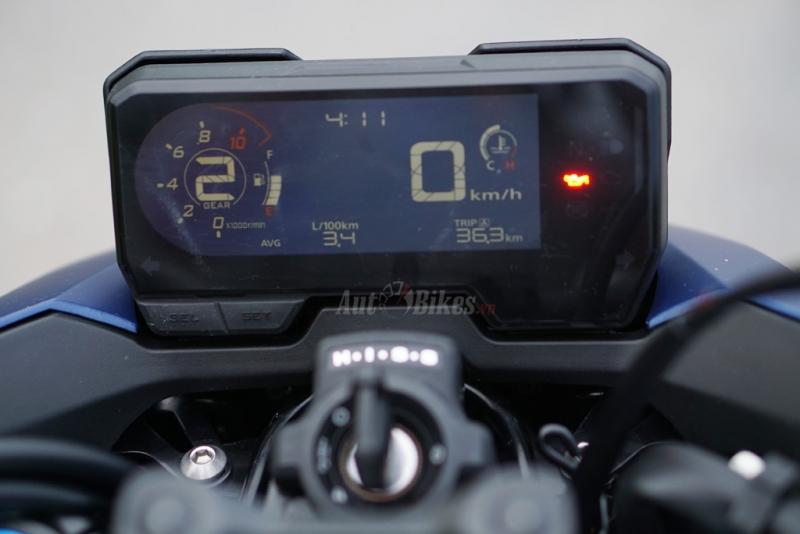 video danh gia xe honda cb500f 2019 gia 179 trieu dong