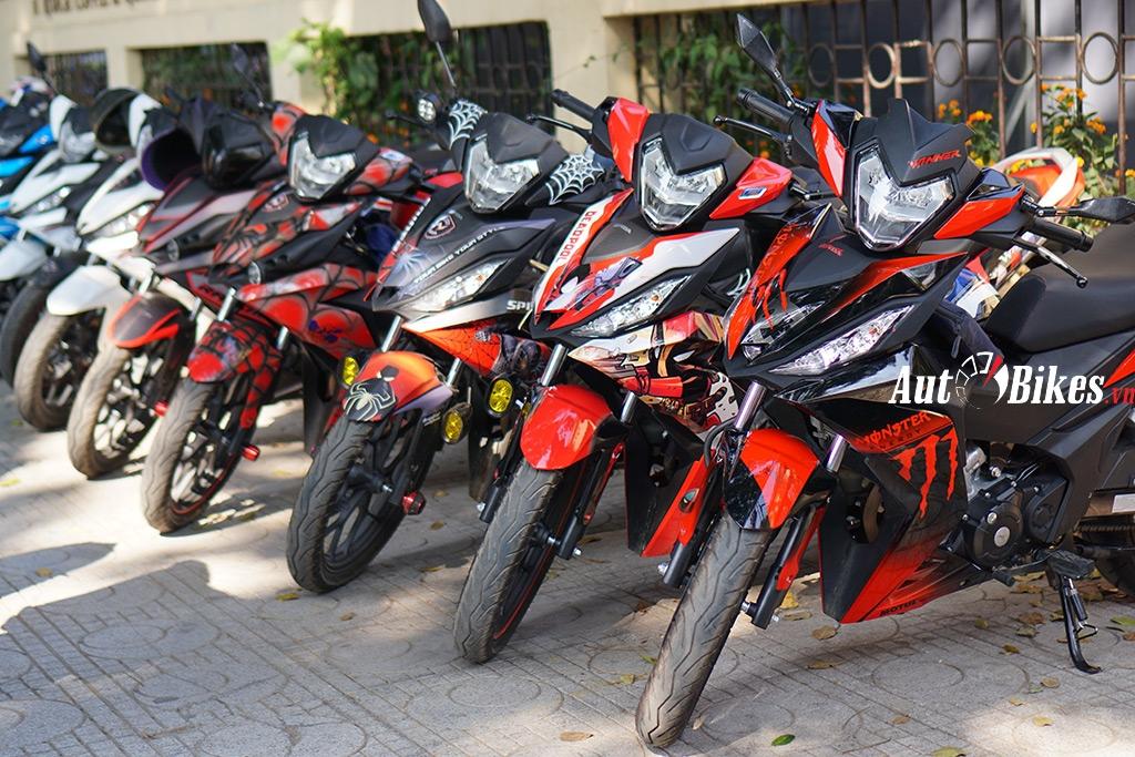 dau thang 8 gia honda winner 150 bat ngo giam manh