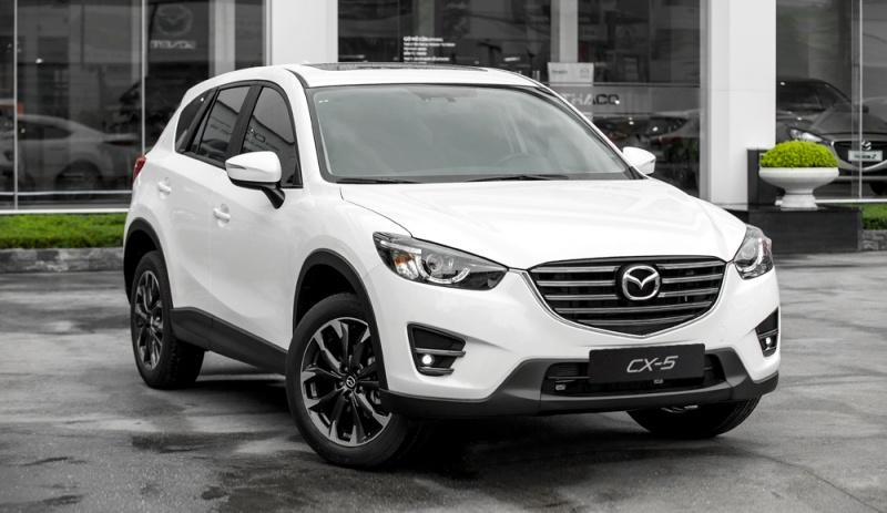 Xe ô tô Mazda đời mới