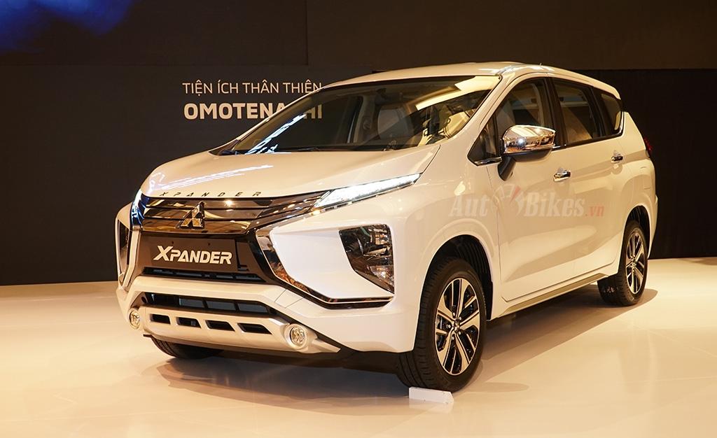 Mitsubishi Xpander tiết kiệm nhiên liệu thế nào?