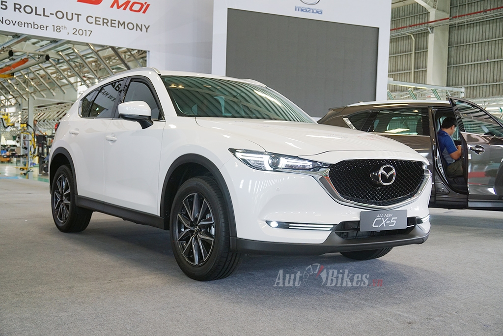 so sanh honda cr v 2018 va mazda cx 5 2018